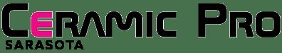 Ceramic pro auto spa SARASOTA logo BLACK
