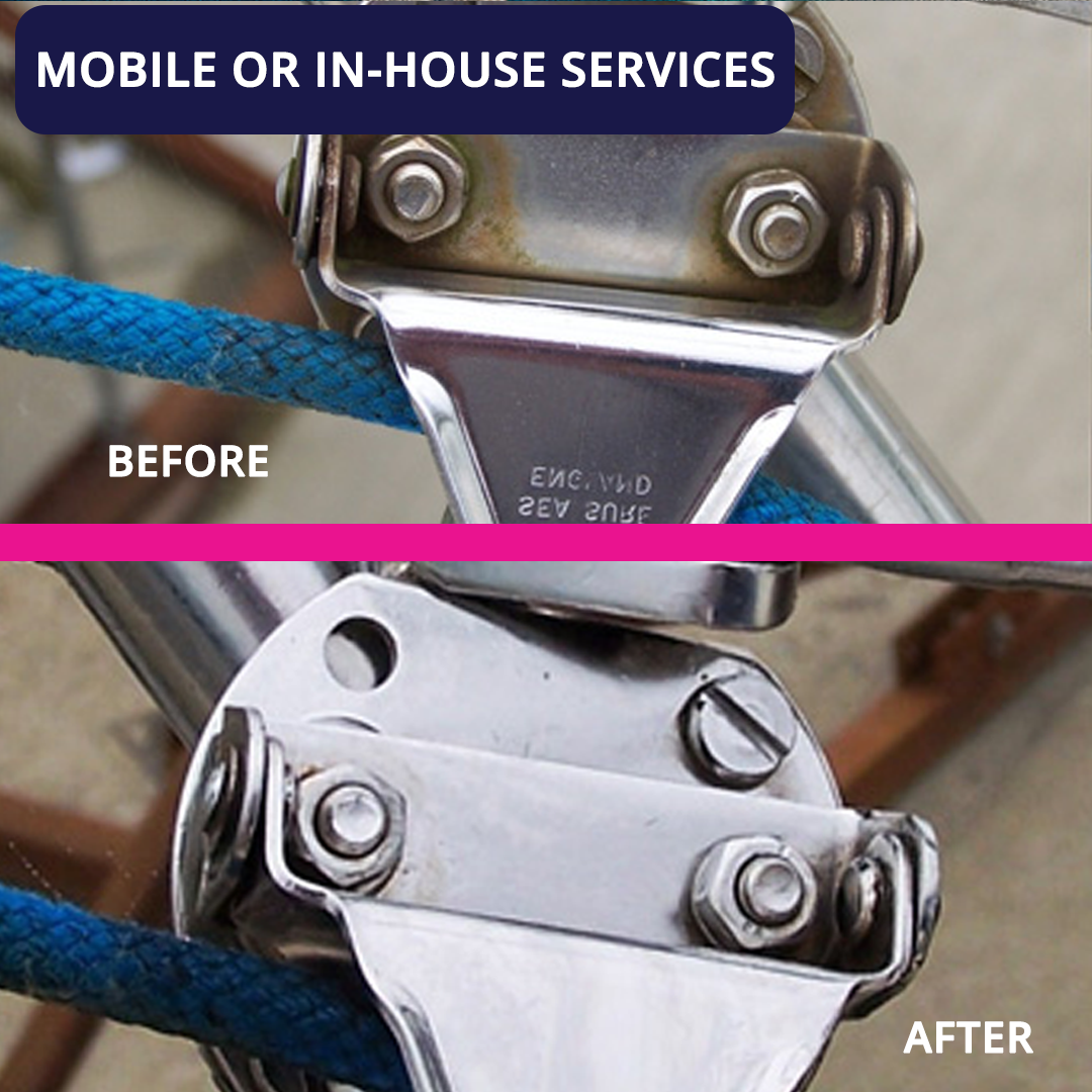 mobile or in-house