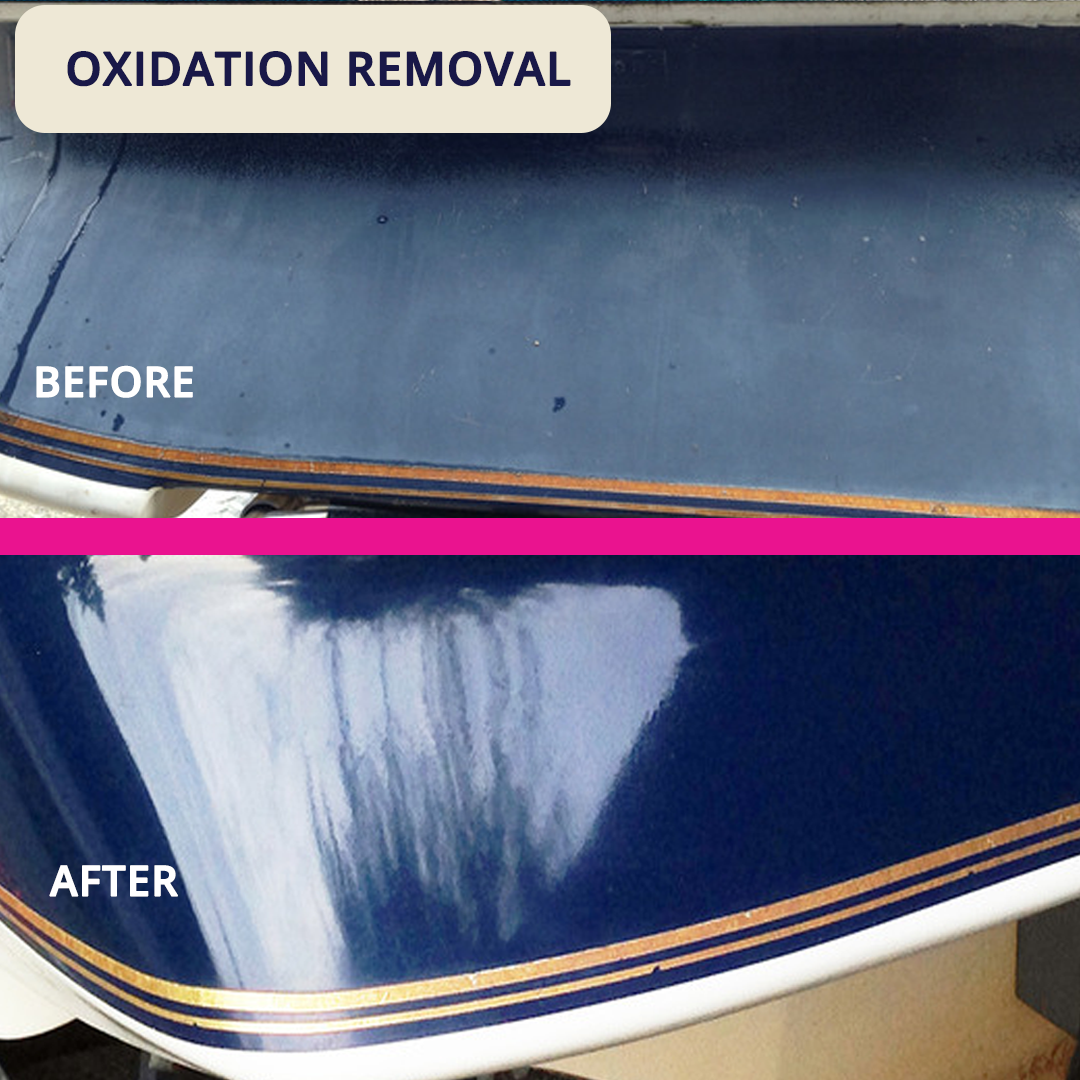 oxidation removal